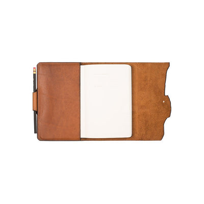 Refillable City Journals Office WillLeatherGoods