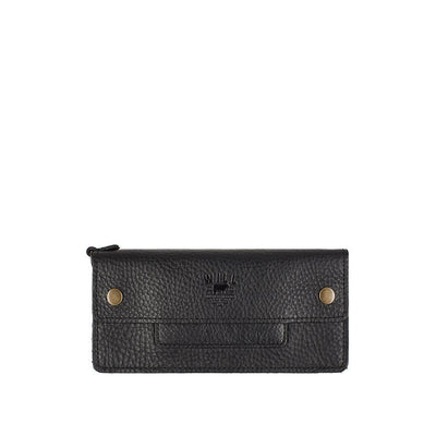 Biker Wallet Wallet WillLeatherGoods Black