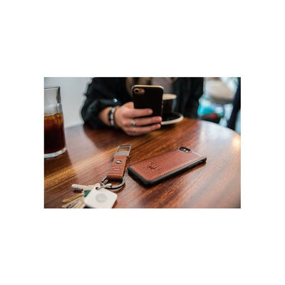 Leather Phone Case Tech WillLeatherGoods SALE