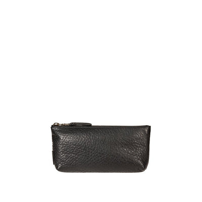 East West Pouch Pouch WillLeatherGoods Black