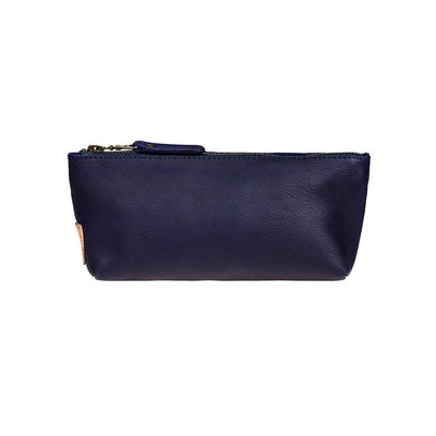 East West Pouch Pouch WillLeatherGoods Purple