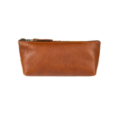 East West Pouch Pouch WillLeatherGoods Tan - NEW!