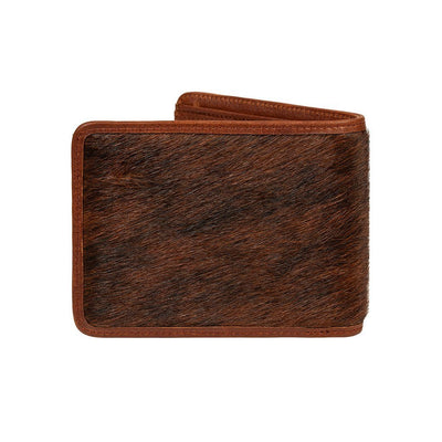 Hair-On Billfold