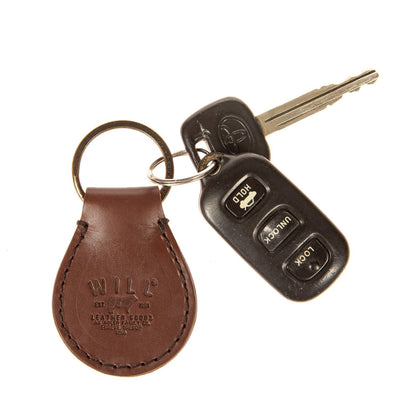 Toulouse Drop Keychain Keychain WillLeatherGoods