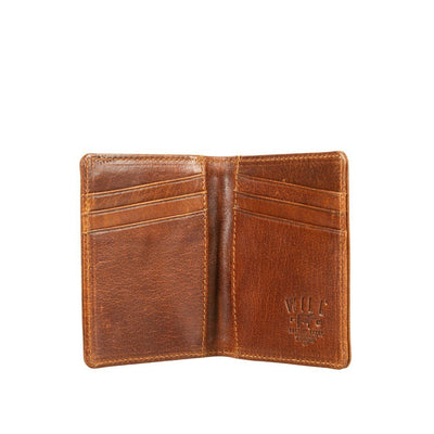 Leather Slim Card Wallet Wallet Will Leather Goods