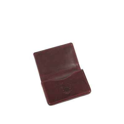 Leather Business Card Case Wallet Will Leather Goods