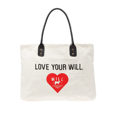 Love Your Will Tote
