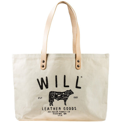 Portland City Tote Tote WillLeatherGoods