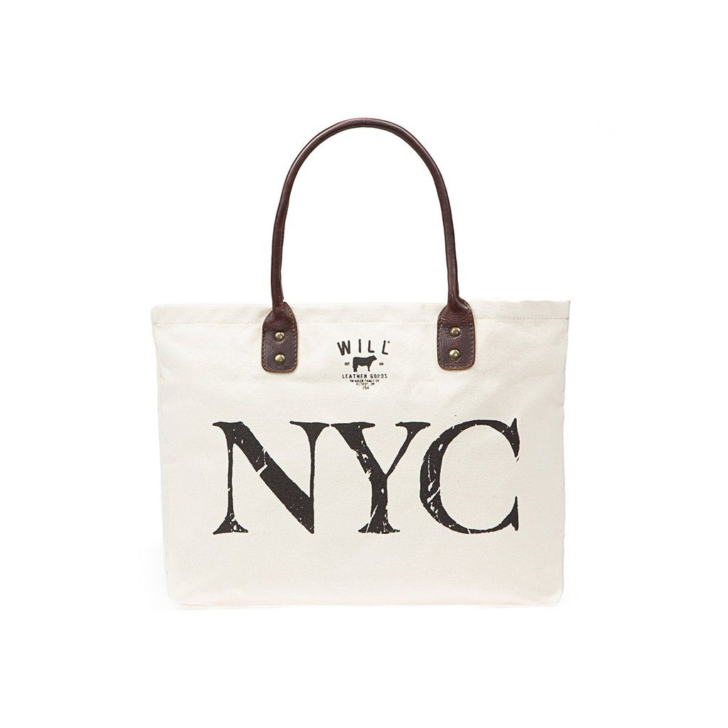 New York City Tote <br><font size=3 color= red> * FINAL SALE - 50% off *</font>