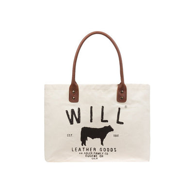 San Francisco City Tote With Will Logo