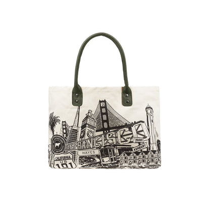 San Francisco City Tote