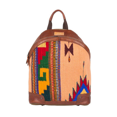 Oaxacan Dome Backpack Backpack WillLeatherGoods 312