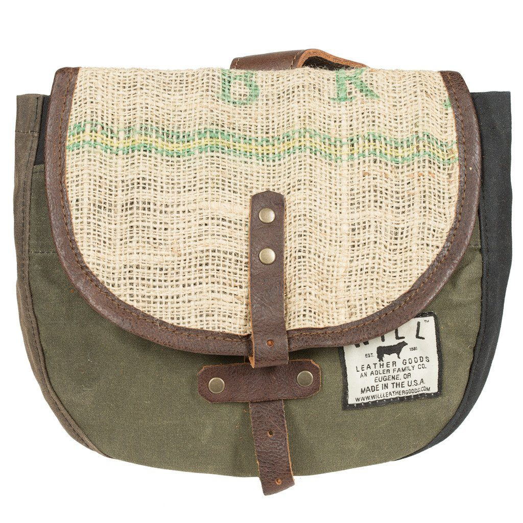 Coffee Sack Mini Backpack