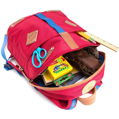 Give WILL Backpack Inside In Use