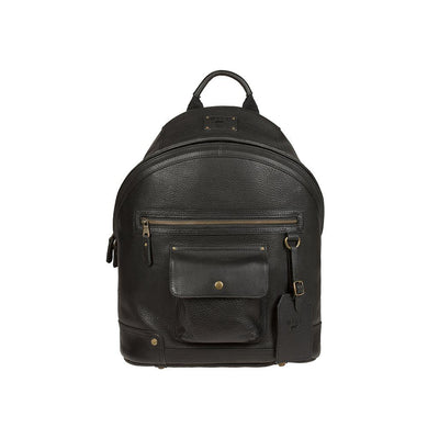 Silas Backpack Black