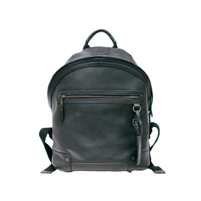 Essential Dome Backpack Backpack Will Leather Goods Black