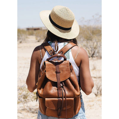 Rainier Backpack Backpack WillLeatherGoods