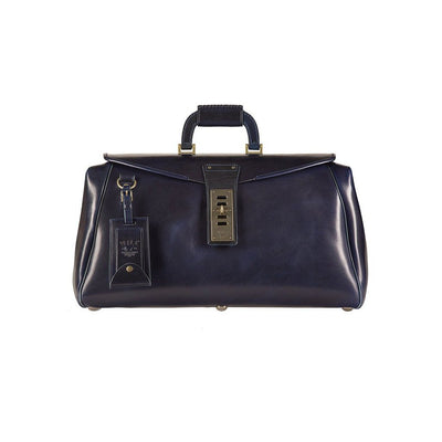 The Journeyman Duffle Duffle WillLeatherGoods WILLIAM Navy