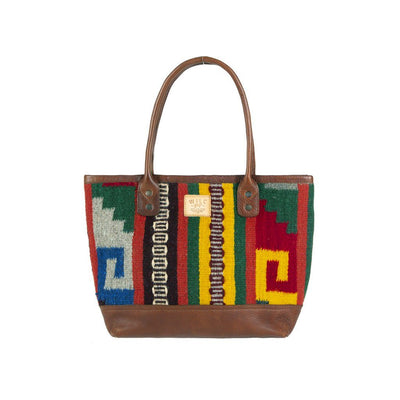 Oaxacan Everyday Tote Tote WillLeatherGoods 304