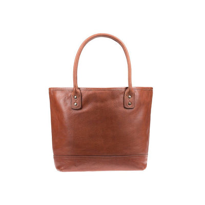 Oaxacan Everyday Tote With Leather Back