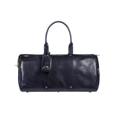 The Expedition Duffle Duffle WillLeatherGoods WILLIAM Navy