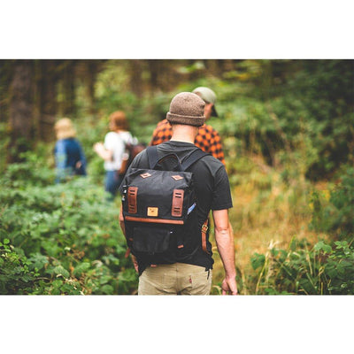 River Rucksack Backpack WillLeatherGoods LAST CHANCE