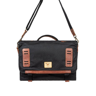 Road Messenger Messenger WillLeatherGoods LAST CHANCE Coal Final Sale