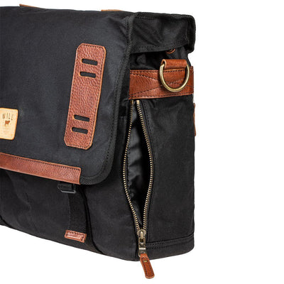 Road Messenger Messenger WillLeatherGoods LAST CHANCE