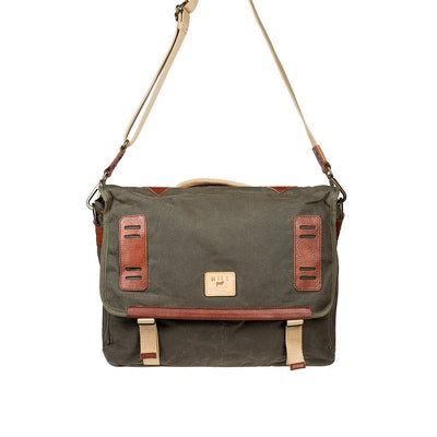 Road Messenger Messenger WillLeatherGoods LAST CHANCE Tent Final Sale