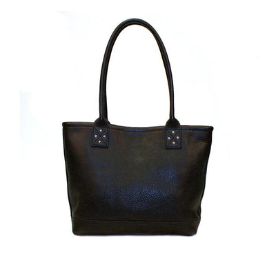 Signature Leather Everyday Tote Tote WillLeatherGoods