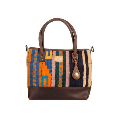 Oaxacan Rug Tote Will Leather Goods 1