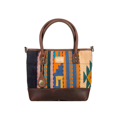 Oaxacan Rug Tote Will Leather Goods 2