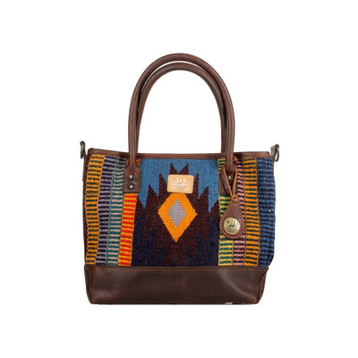 Oaxacan Rug Tote Will Leather Goods 3
