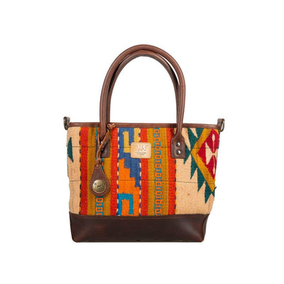 Oaxacan Rug Tote Will Leather Goods 5