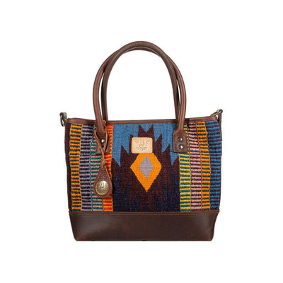 Oaxacan Rug Tote Will Leather Goods