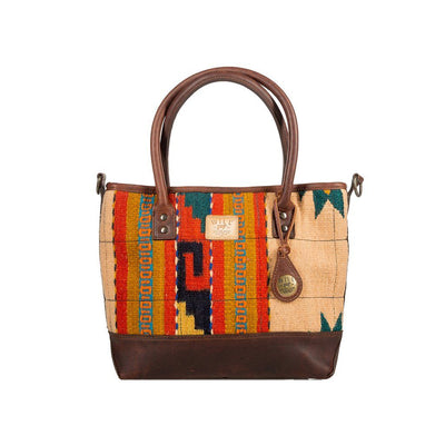 Oaxacan Rug Tote Will Leather Goods 7