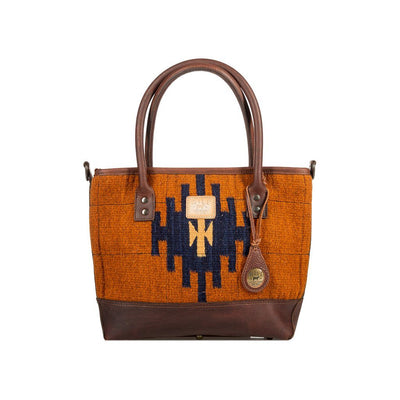 Oaxacan Rug Tote Will Leather Goods 8