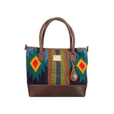 Oaxacan Rug Tote Will Leather Goods 9