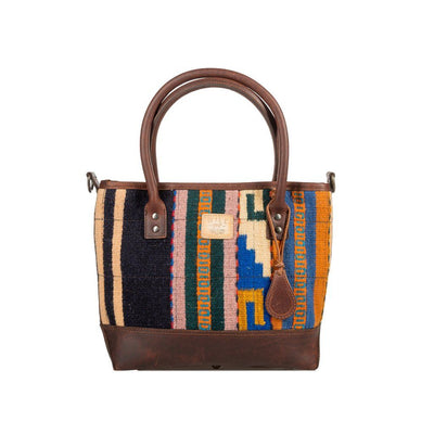 Oaxacan Rug Tote Will Leather Goods 11