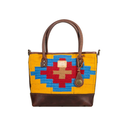 Oaxacan Rug Tote Will Leather Goods 12