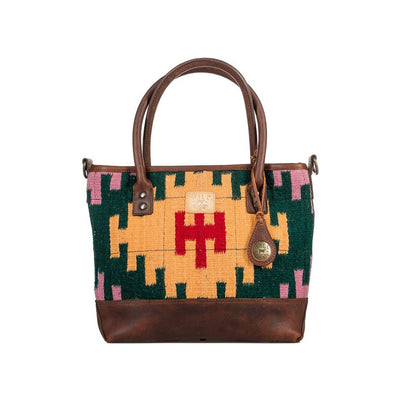 Oaxacan Rug Tote Will Leather Goods 14