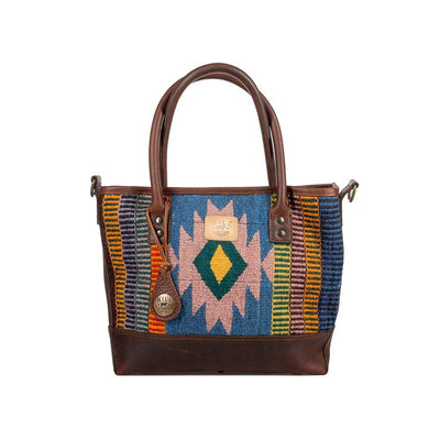 Oaxacan Rug Tote Will Leather Goods 16