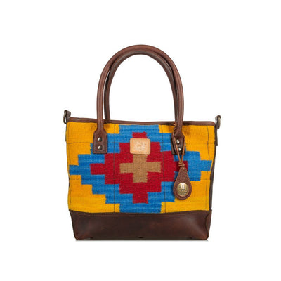 Oaxacan Rug Tote Will Leather Goods 19