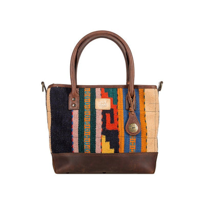 Oaxacan Rug Tote Will Leather Goods 20