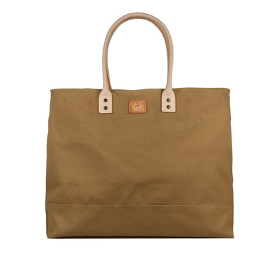 Grande Tote Will Leather Goods Khaki