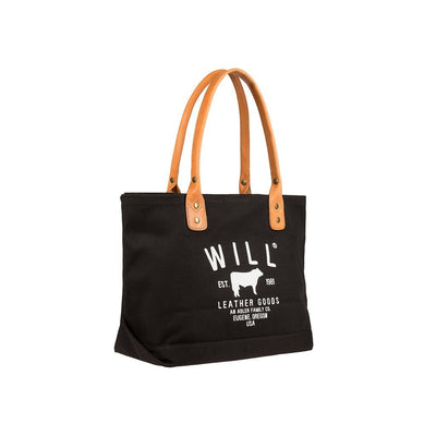 Classic Carryall Black Side