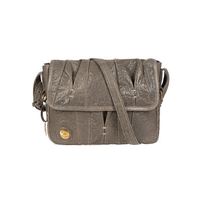 Her Crossbody Grey Front With Strap