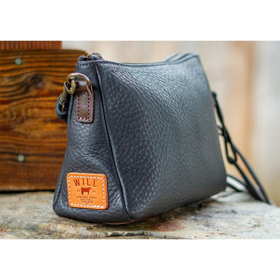 Getaway Top Zip Crossbody Crossbody WillLeatherGoods