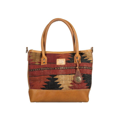 Cotton Oaxacan Tote Will Leather Goods 1