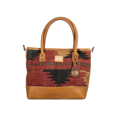 Cotton Oaxacan Tote Will Leather Goods 3
